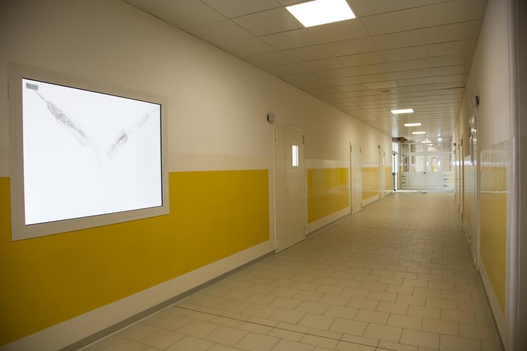 corridoio ospedale nursery